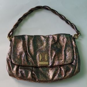 Halston Heritage small bag in EUC